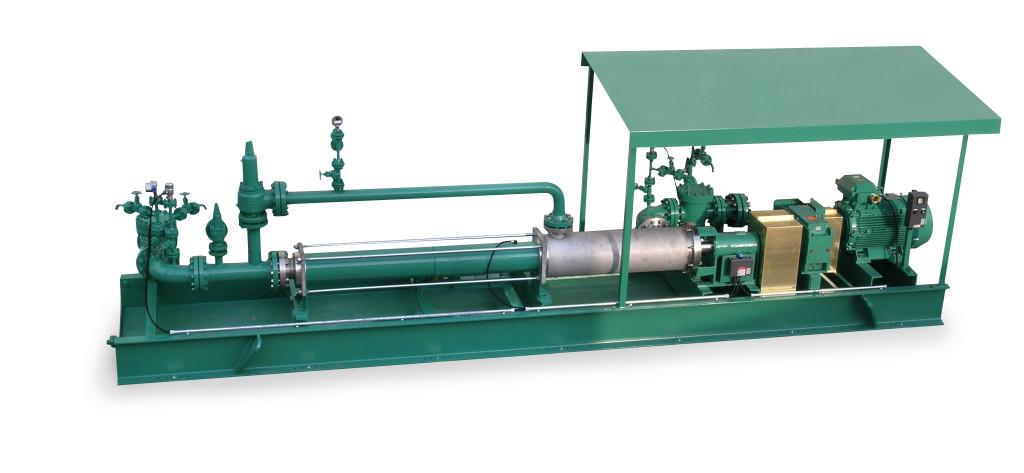 Multiphase Transfer Pump